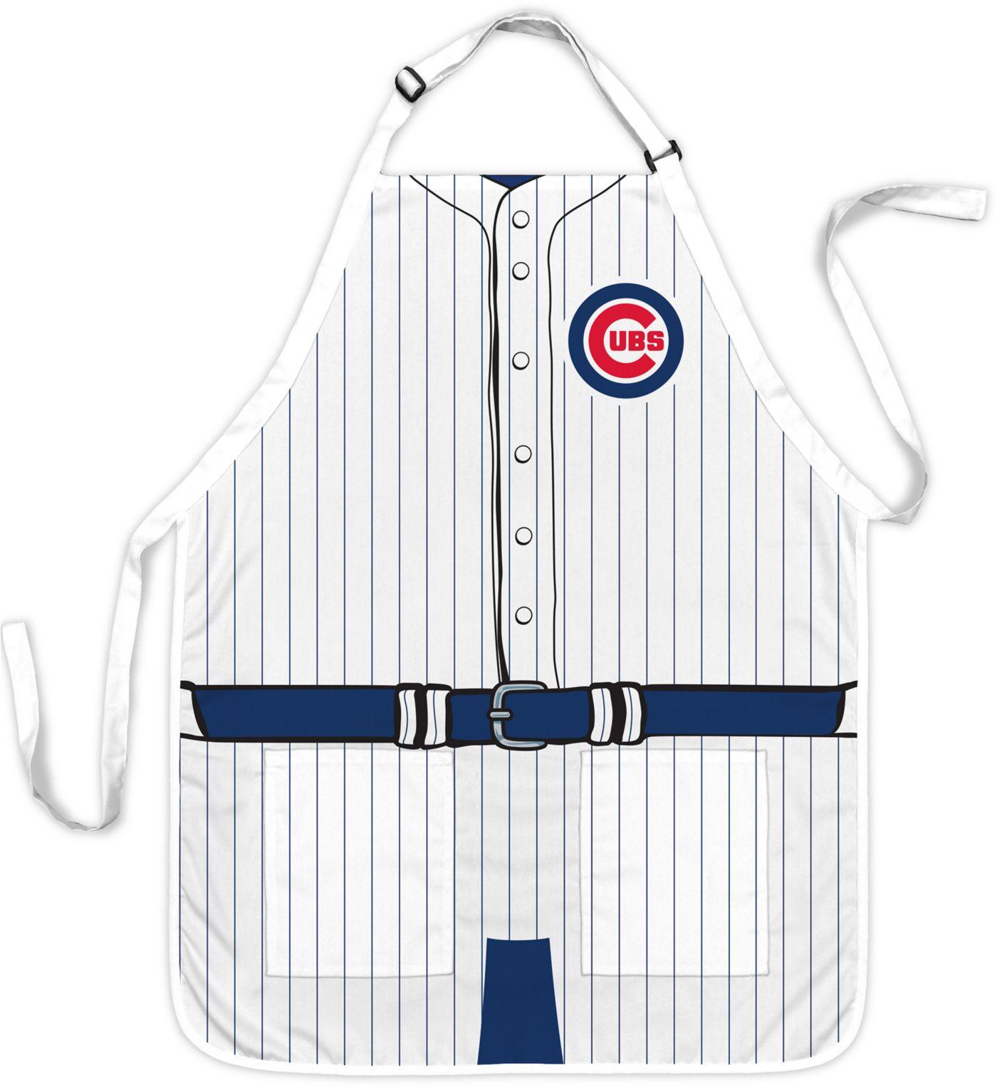 Party Animal Chicago Cubs Uniform Apron