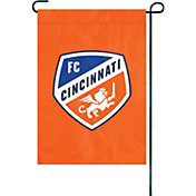 Party Animal FC Cincinnati Garden Flag