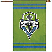 Party Animal Seattle Sounders Banner Flag