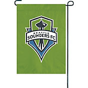 Party Animal Seattle Sounders Garden Flag