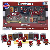 Party Animal Georgia Bulldogs TeenyMates Figurine Set