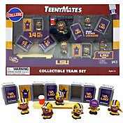 Party Animal LSU Tigers TeenyMates Figurine Set