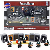 Party Animal Michigan State Spartans TeenyMates Figurine Set