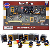 Party Animal West Virginia Mountaineers TeenyMates Figurine Set