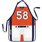 Party Animal Denver Broncos Von Miller #58 Uniform Apron