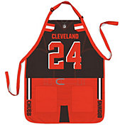 Party Animal Cleveland Browns Nick Chubb #24 Uniform Apron