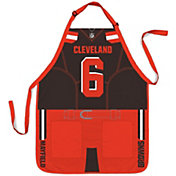 Party Animal Cleveland Browns Baker Mayfield #6 Uniform Apron