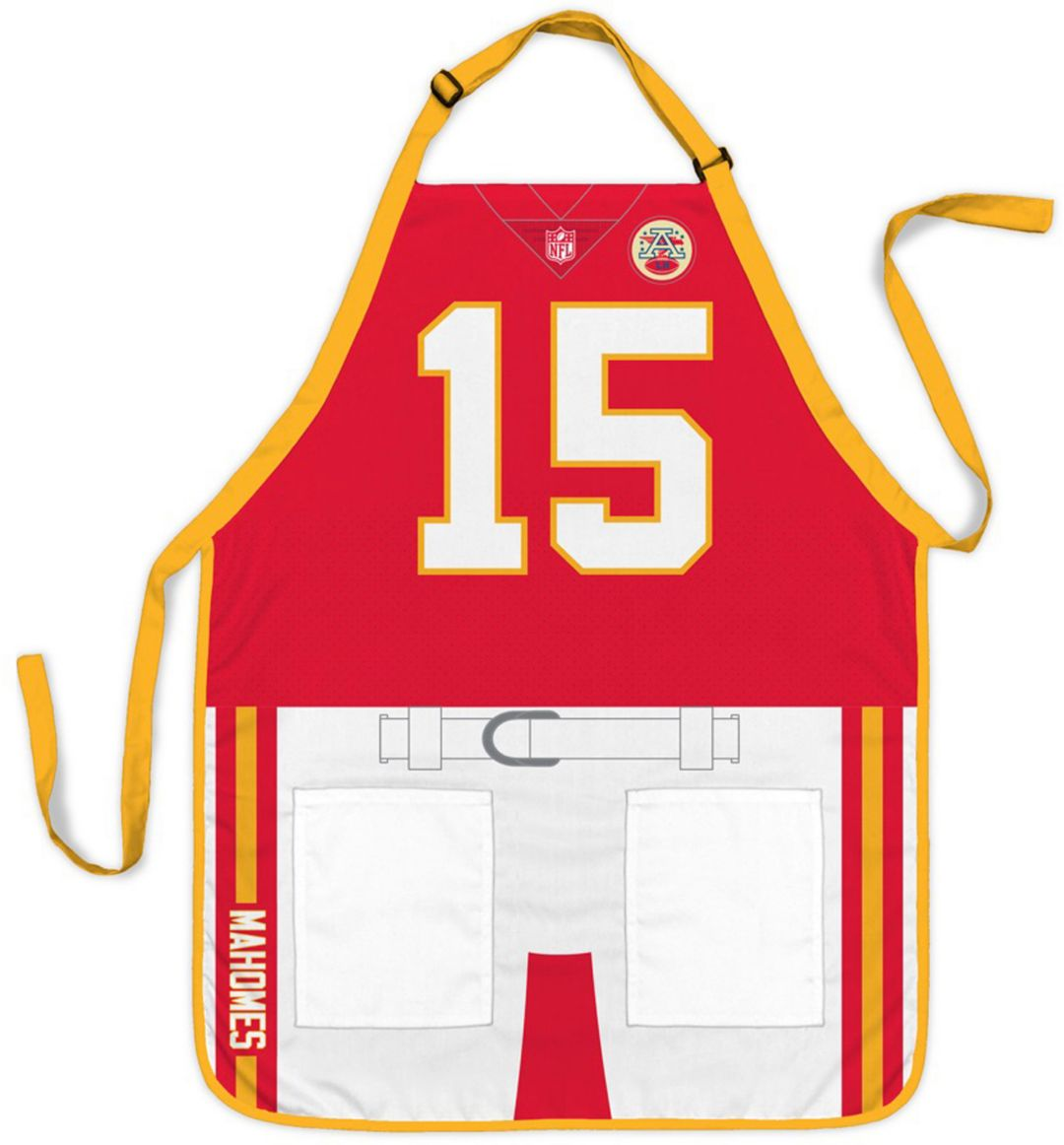 77bba7d0 Party Animal Kansas City Chiefs Patrick Mahomes #15 Uniform Apron