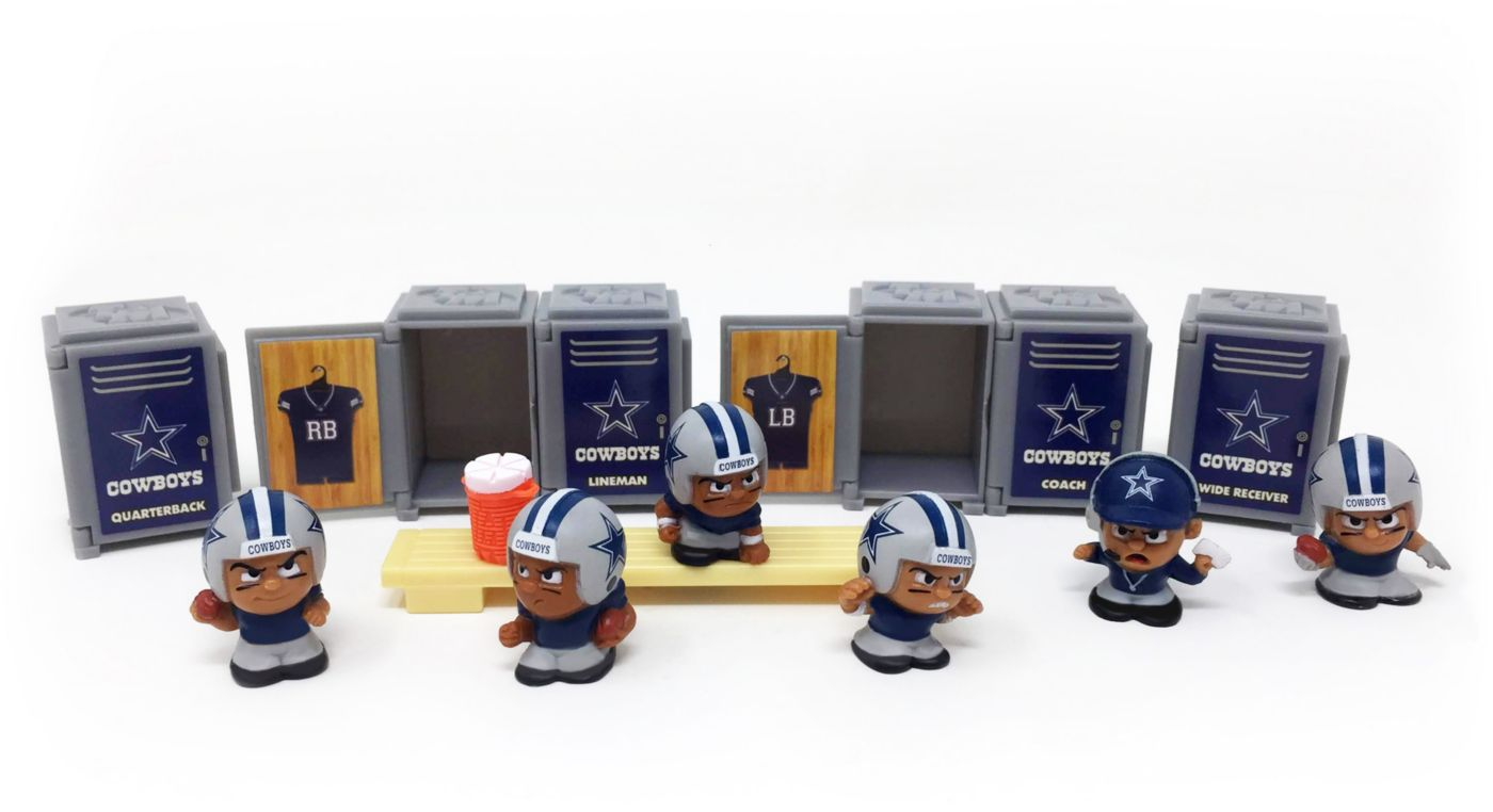 Party Animal Dallas Cowboys TeenyMates Figurine Set