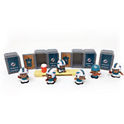 Party Animal Miami Dolphins TeenyMates Figurine Set