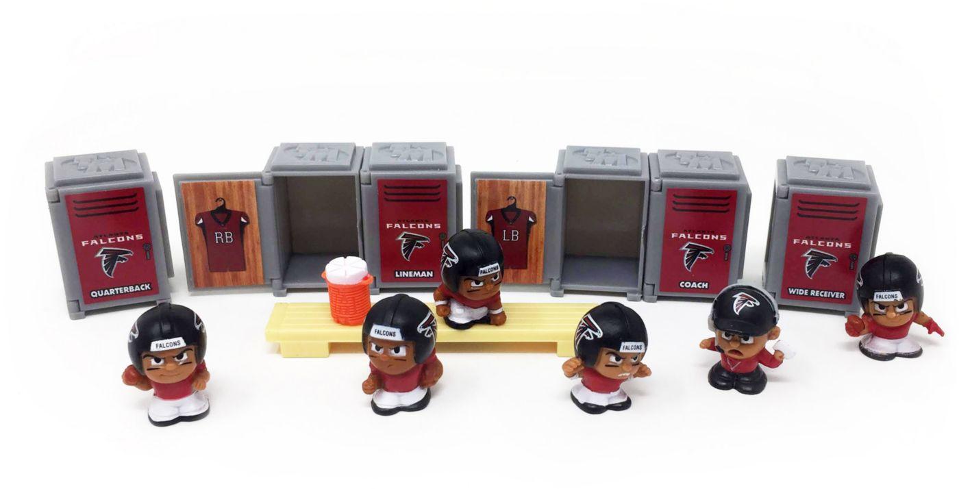 Party Animal Atlanta Falcons TeenyMates Figurine Set