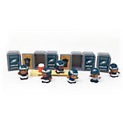 Party Animal Philadelphia Eagles TeenyMates Figurine Set