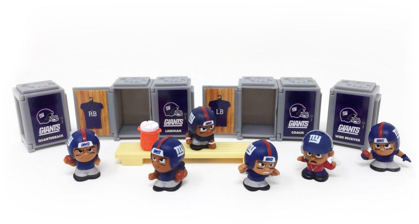 Party Animal New York Giants TeenyMates Figurine Set