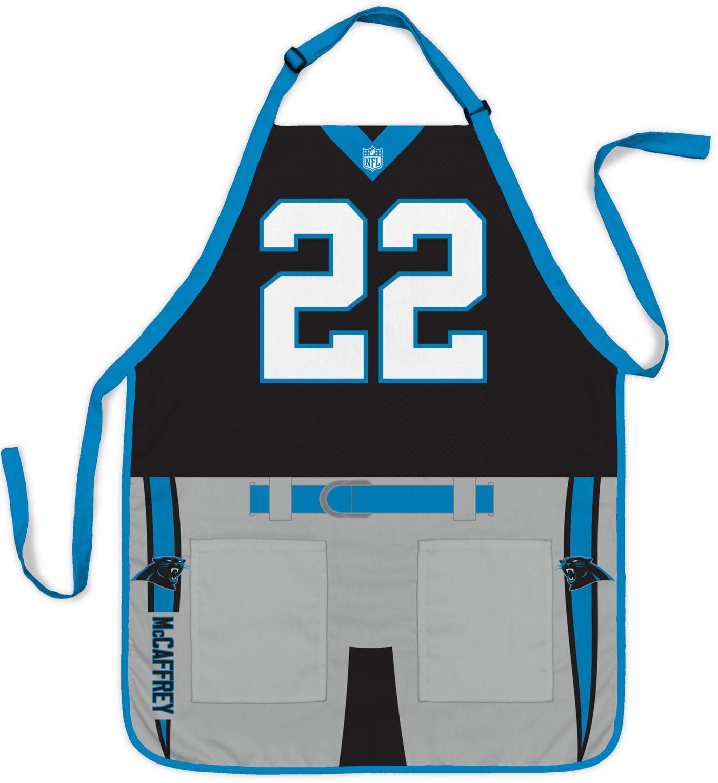 Party Animal Carolina Panthers Christian McCaffrey #22 Uniform Apron