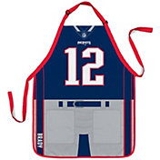 Party Animal New England Patriots Tom Brady #12 Uniform Apron