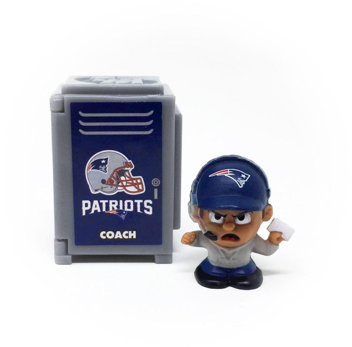 Party Animal New England Patriots TeenyMates Figurine Set
