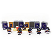 Party Animal Baltimore Ravens TeenyMates Figurine Set