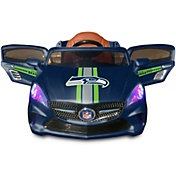 Party Animal Seattle Seahawks Ride On Car