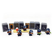 Party Animal Seattle Seahawks TeenyMates Figurine Set
