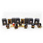Party Animal Pittsburgh Steelers TeenyMates Figurine Set