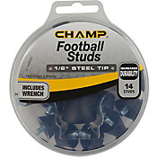 "CHAMP 1/2"" Steel Tip Football Replacement Spikes"