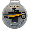 "CHAMP 3/16"" Steel Pyramid Replacement Track Spikes"