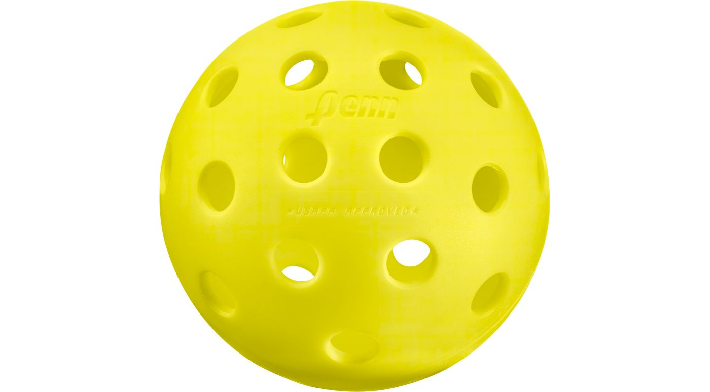 Penn 40 Outdoor Pickleballs 3-Pack