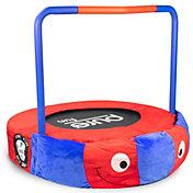 Pure Fun Race Car Plush Jumper Trampoline