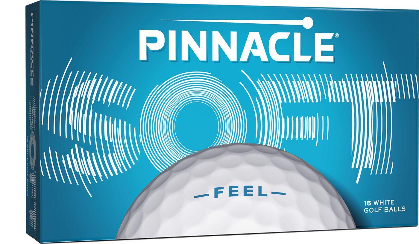 Pinnacle 2019 Soft Golf Balls