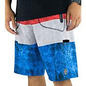 Pelagic Men's Hydro-Lite Pro Stacked Boardshorts
