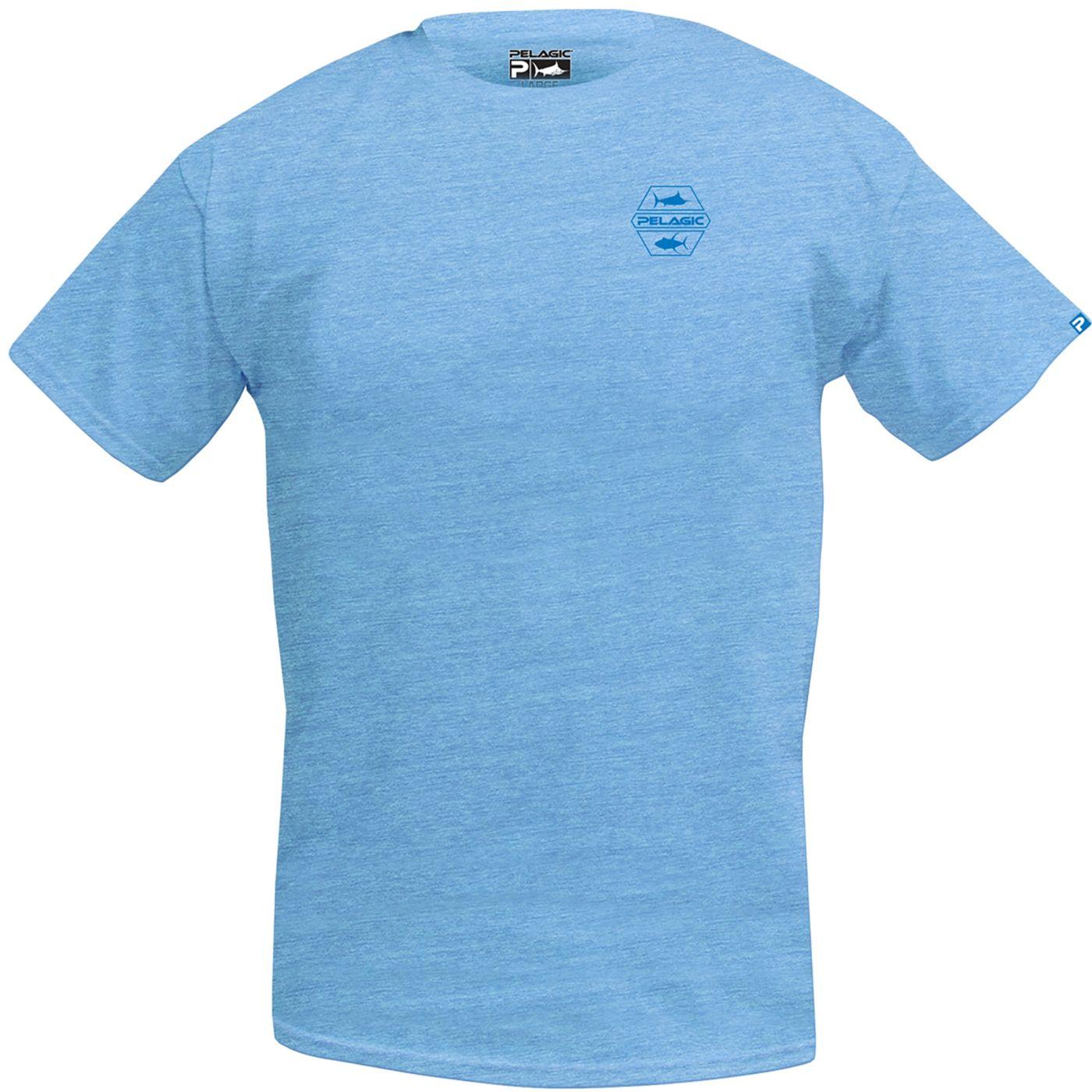 Pelagic Men's Pursuit Graphic T-Shirt