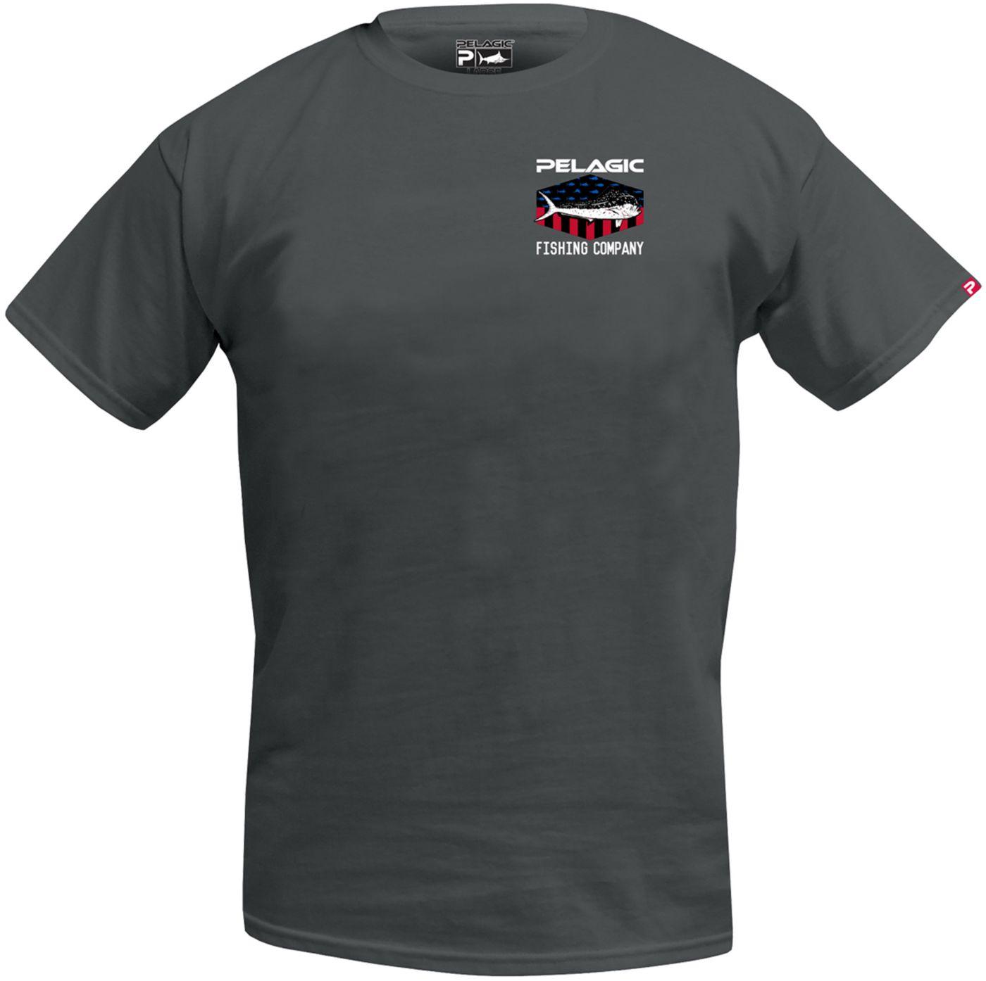 Pelagic Men's Patriot Dorado T-Shirt