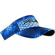 579dee8a993 Product Image · Pelagic Men s Performance Visor · Blue · Black