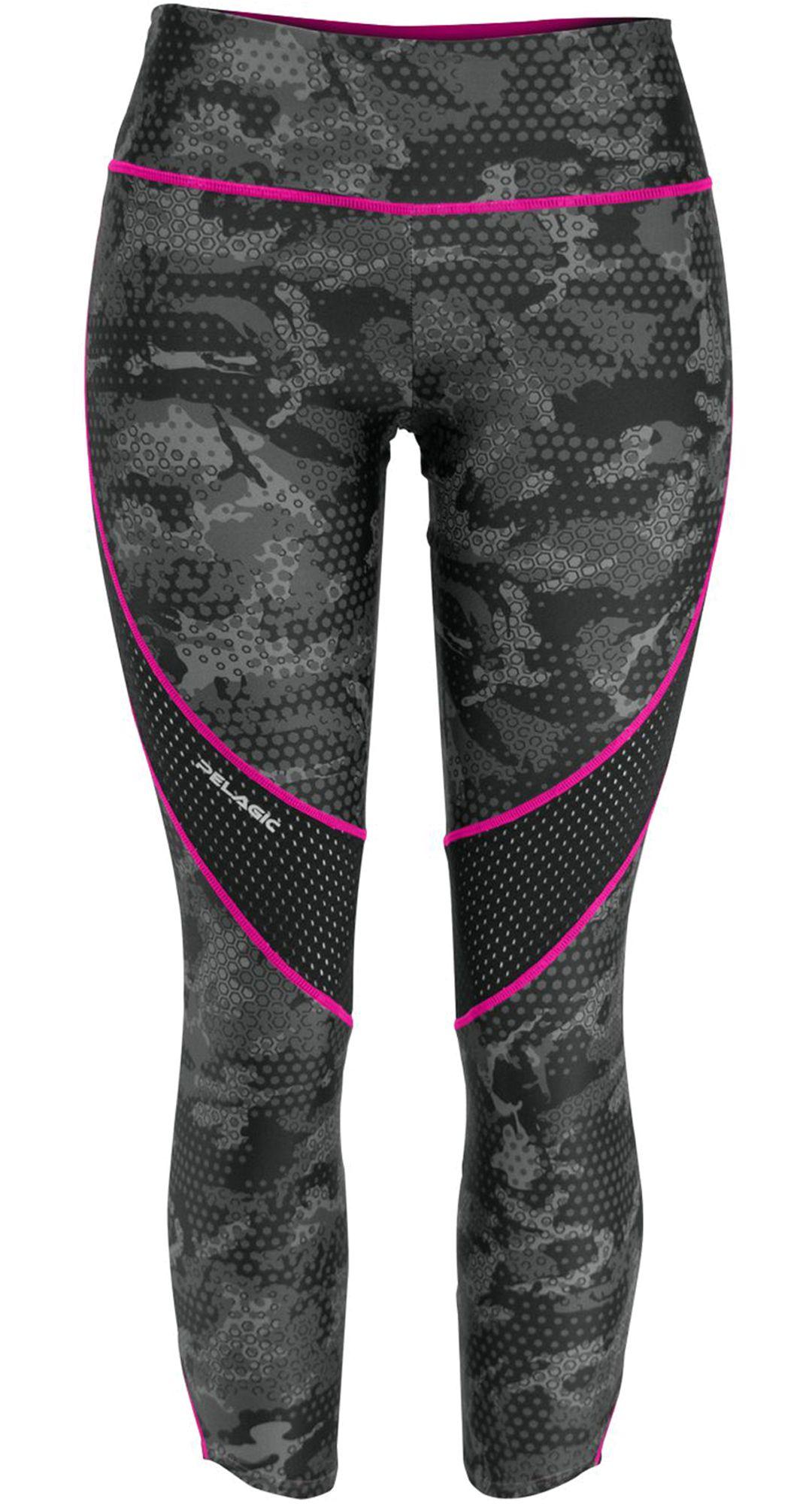 f7ba5b0847085 Pelagic Women's Ambush Performance Capri Leggings | DICK'S Sporting ...
