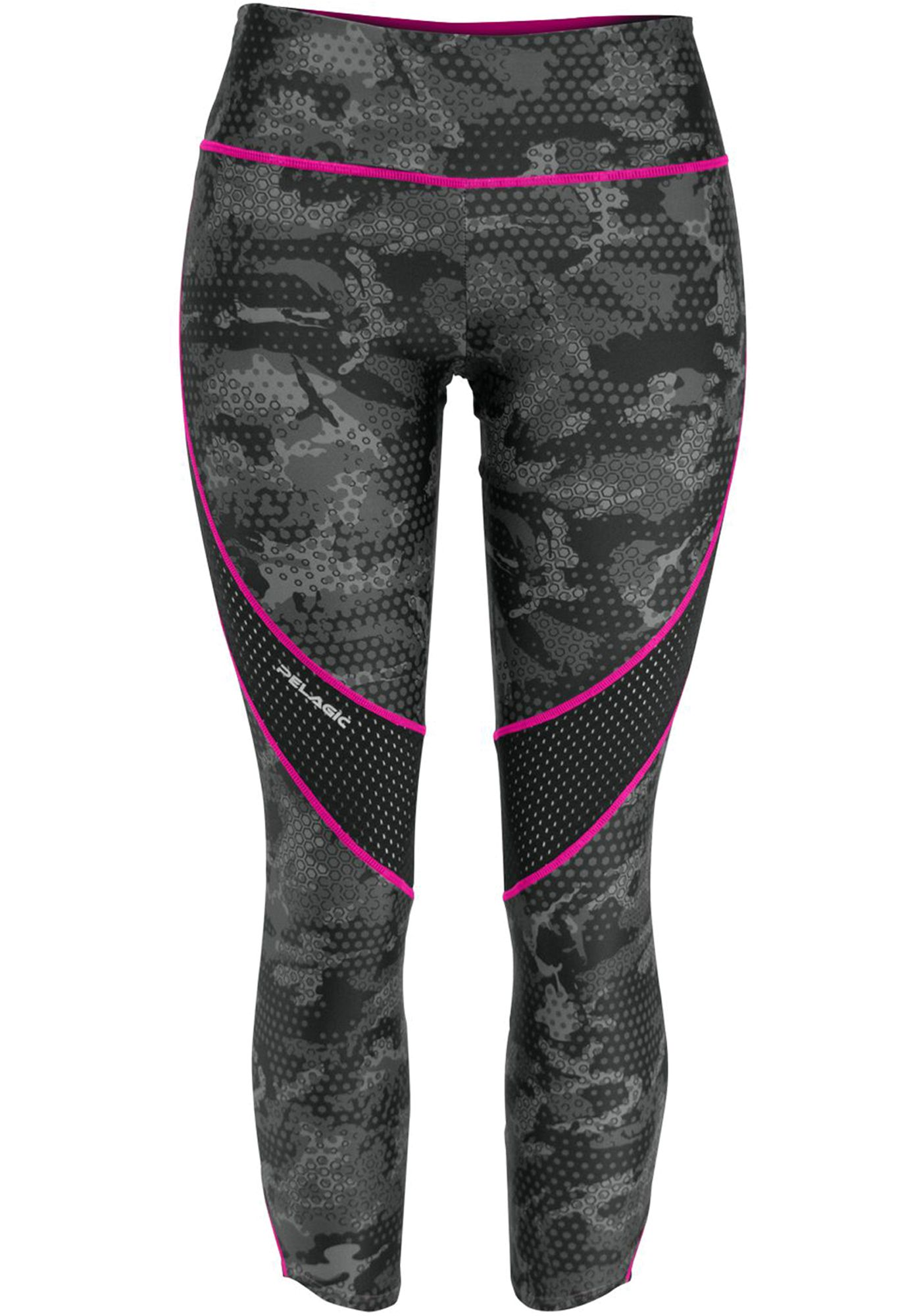 Pelagic Women's Ambush Performance Capri Leggings