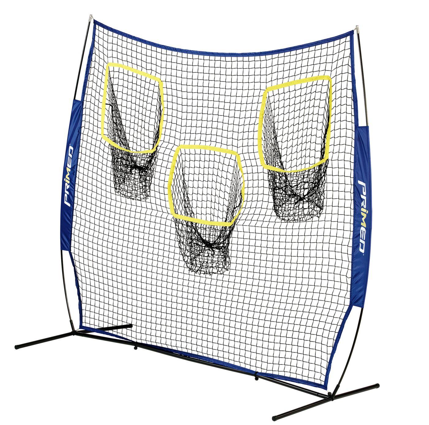 Primed 7' Portable Quarterback Instant Net