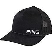 PING Men's Corner Mesh Golf Hat