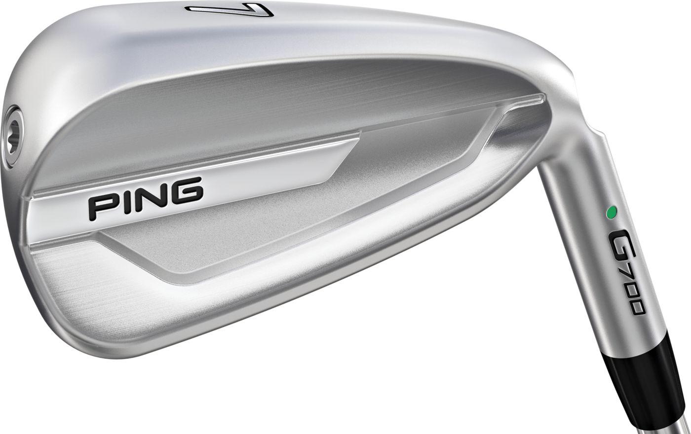 PING G700 Green Dot Irons – (Steel) – Standard Length