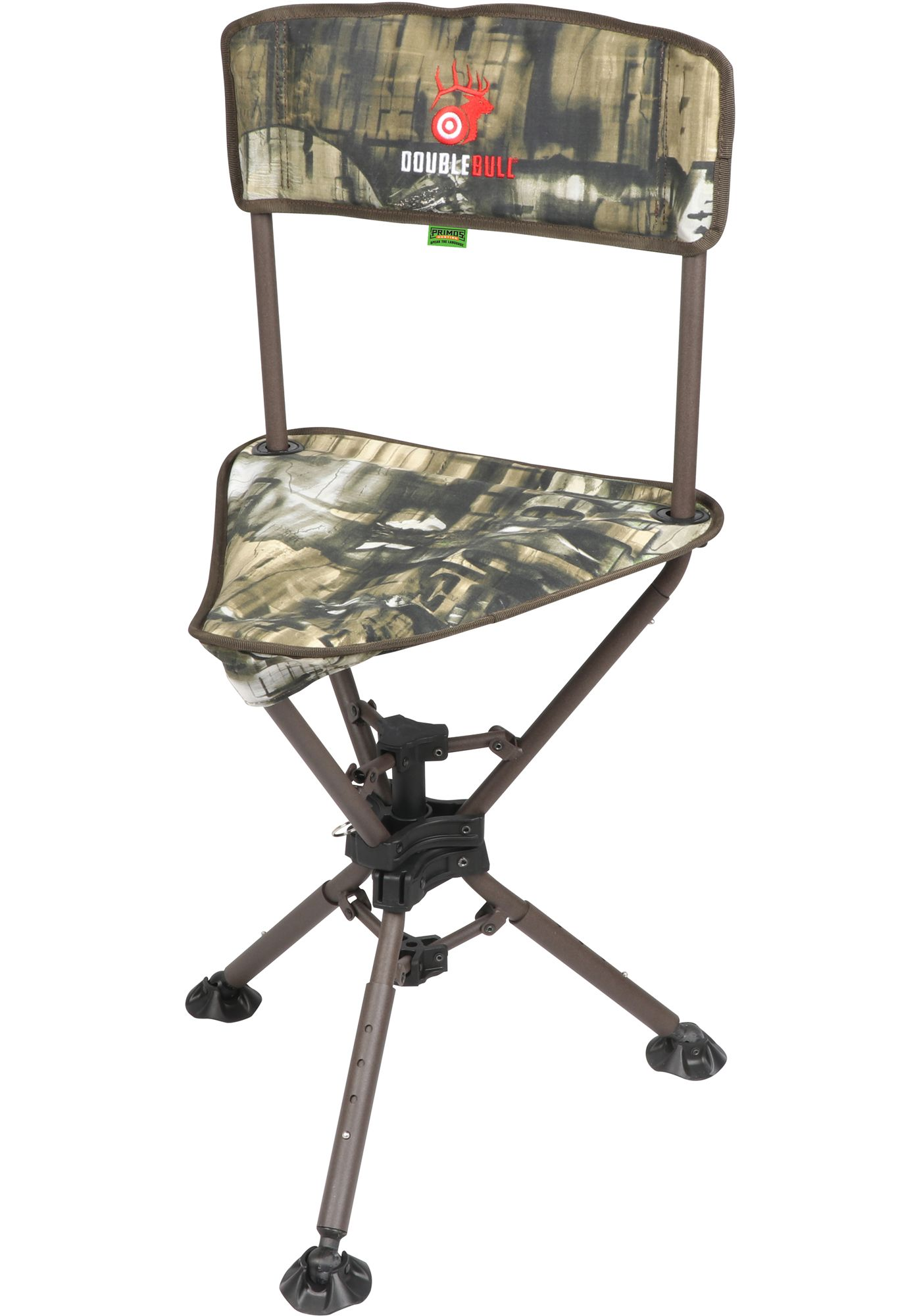 Primos Swivel Tri Stool Ground Blind Hunting Chair