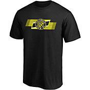 MLS Men's Columbus Crew Iconic Scarf Black T-Shirt