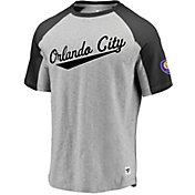 MLS Men's Orlando City Goal Line Gray T-Shirt