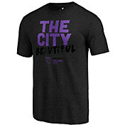 MLS Men's 2019 MLS All-Star Game Orlando City The City Black Heathered T-Shirt