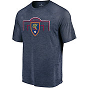 MLS Men's Real Salt Lake Lines Navy T-Shirt