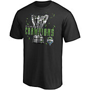 MLS Men's 2019 MLS Cup Champions Seattle Sounders Parade T-Shirt
