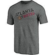MLS Men's Atlanta United Retro Speed Grey Tri-Blend T-Shirt