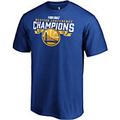 NBA Men's 2019 Western Conference Champions Golden State Warriors Royal T-Shirt