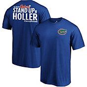 NCAA Men's Florida Gators Blue 'Stand Up' T-Shirt