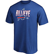 NFL Men's Buffalo Bills Billieve Royal 2019 Playoffs T-Shirt