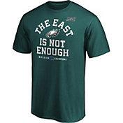 NFL Men's Philadelphia Eagles 2019 NFC East Division Champions T-Shirt