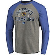 NFL Men's NFC Conference Champions Los Angeles Rams Scrimmage Long Sleeve Shirt